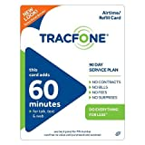 #2: Tracfone 60 Minute Card + 90 days of Service - Airtime Card Refill - PIN # Number (Tracfone USA Only)