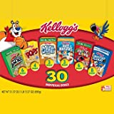 Kellogg's Jumbo Assorted Cereal (30 pk./31.37 oz.) AS