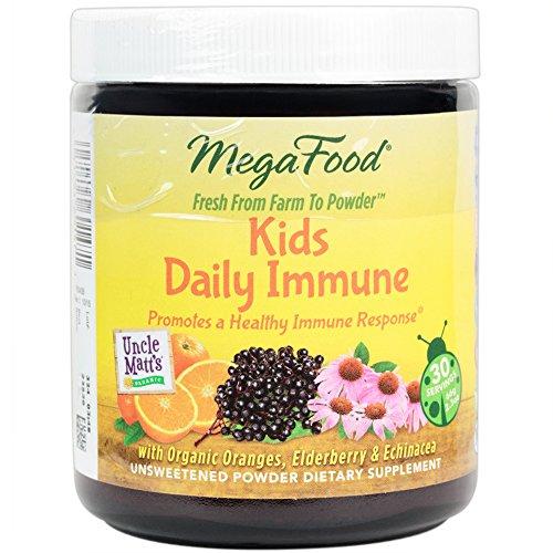 MegaFood - Kids Daily Immune Booster, 30 Servings (2.3 oz)