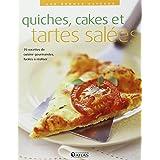TARTES ET CAKES SALÉS (LES)