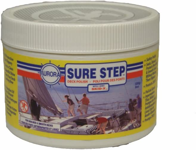 Aurora Sure Step Deck Protectant for Boats.