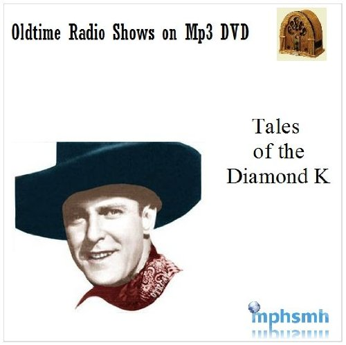 TALES OF THE DIAMOND K Old Time Radio (OTR) series (1951) Mp3 DVD 37 episodes