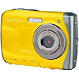 "Easypix W 1024-Y Splash - Cámara compacta de 16 Mp (pantalla de 2.4"", zoom digital 4x) color amarillo"