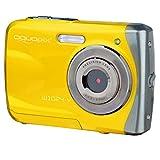 Easypix 10014 Unterwasser Digitalkamera 'Aquapix W1024-Y Splash' in gelb
