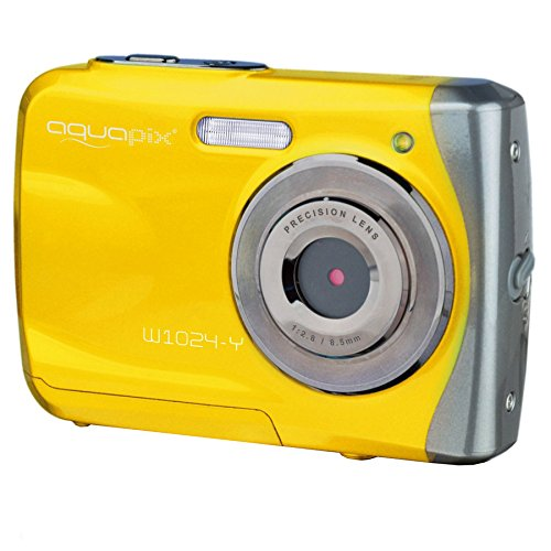 Easypix Aquapix W1024 - Cámara compacta digital (10 MP, 2.4