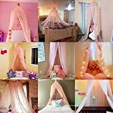 Dix-Rainbow Bed Canopy Yarn Play Tent Bedding for