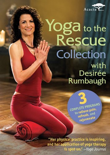 Yoga to the Rescue Collection by Acorn Media Publishing