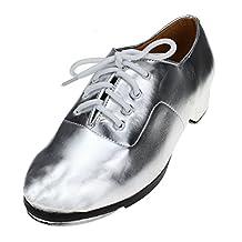 Adult Lace Up Tap Dance Shoe