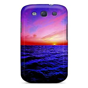 New Premium KKFAN The Rising Sun Skin Case Cover Excellent Fitted For Galaxy S3