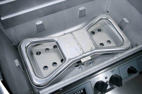 Broilmaster DPP111 Replacement Burner Kit for P3X Series (Broilmaster Burners Grill)