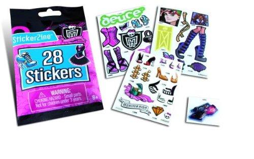 IMC Toys - Juego de pegatinas Monster High (IMC Deutschland GmbH)
