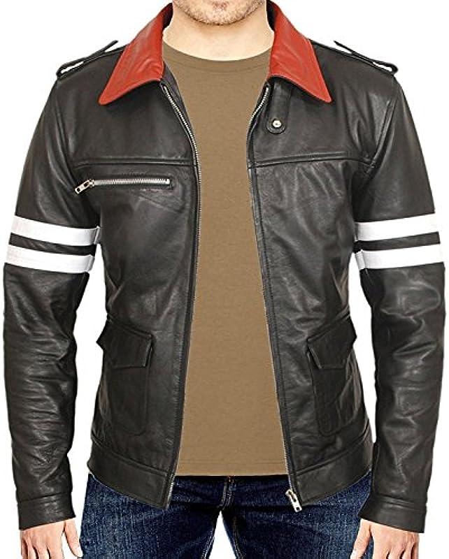 Hollywood kurtka męska Prototype Alex Mercer kurtka skÓrzana: Odzież
