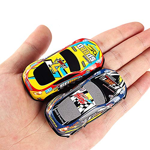 Diecasts & Toy Vehicles - (Set of 6) Toy Car Alloy Tin Car Children Toy Cartoon Mini Foreign Trade Subway Track 2018 Hot Racing Kids Toys Gift Room Wheel - ()