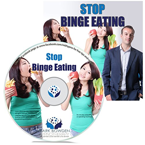 Stop Binge Eating Self Hypnosis CD - Hypnotherapy for Weight Loss Can be an Effective Tool For Weight Loss. Try this Weight Loss Hypnosis CD For Yourself (Effective Fat)
