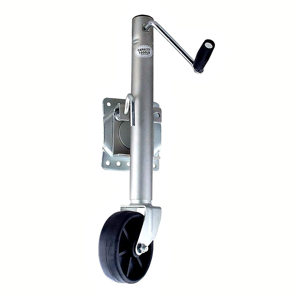 Allbest2you Heavy Duty Trailer Jack Mount Swing 1000 pounds Lift Stand with Bolt by Allbest2you