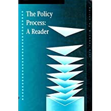 The Policy Process: A Reader