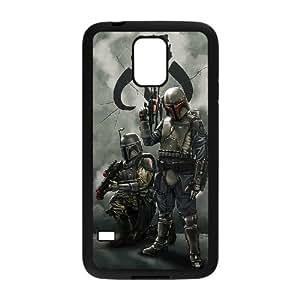 QSWHXN Customized Print Star War Hard Skin Case For Samsung Galaxy S5 I9600