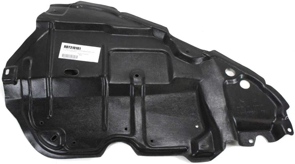 Aftermarket Engine Splash Shield Compatible with 2009 Toyota Camry Under Cover Right and Left Side USA Built Set of 2