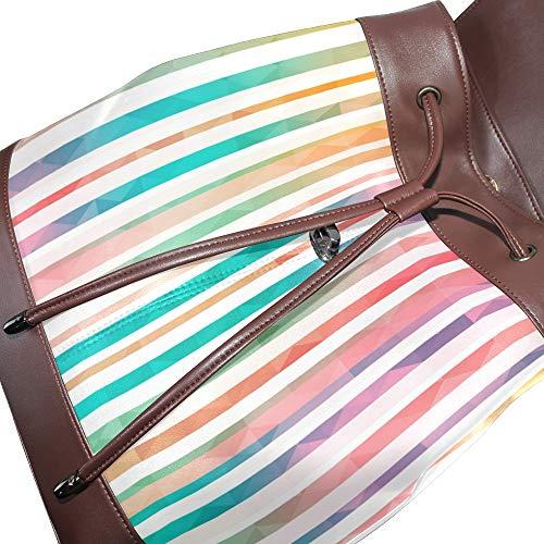 au porté Sac pour dos multicolore à femme main unique Taille DragonSwordlinsu UIwcqPpP