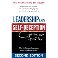 [The Arbinger Institute] Leadership and Self-Deception: Getting Out of The Box - Paperback