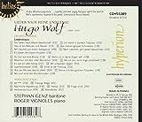 Wolf: Lieder nach Heine & Lenau