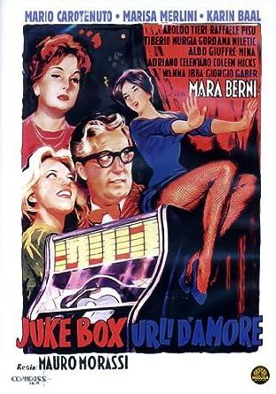 Risultati immagini per Juke Box - Urli d'Amore