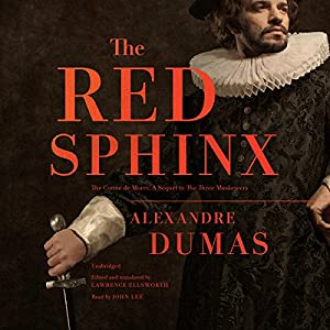 The Red Sphinx Audiobook