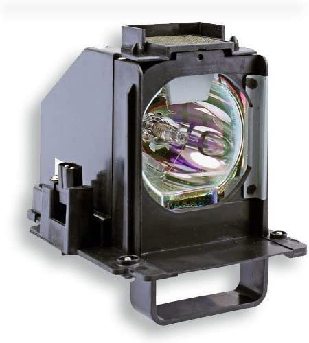 Mitsubishi WD-82838 TV Replacement Lamp with Housing