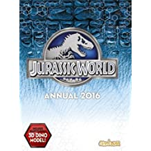 Jurassic World Annual 2016