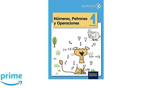 Matemáticas 1º Primaria Numicon Cuaderno de Ejercicios - 9788467387759: Amazon.es: Ruth Atkinson: Libros