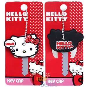 Hello Kitty Keycap (Hello) (Hello Kitty Key Ring)