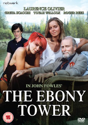 Ebony Tower (The Ebony Tower [ NON-USA FORMAT, PAL, Reg.2 Import - United Kingdom)