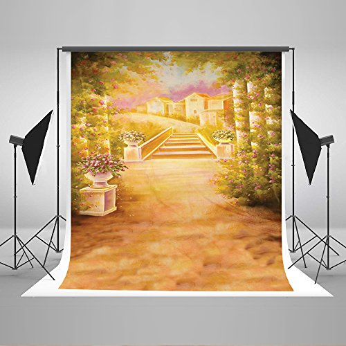 kate-backdrop-photo-background-5x7ft-flower-blossom-column-marble-stage-painting-booth-painting-back