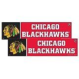 """Chicago Blackhawks NHL 3"""" x 12"""