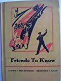 img - for FRIENDS TO KNOW The friendly Hour - Book Three book / textbook / text book