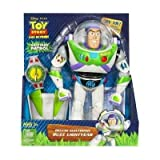 Toy Story Backyard Deluxe Electronic Buzz LightYear