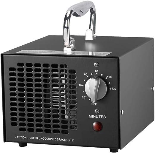 Raymonj Generador de ozono Industrial 3500 MG/h O3 Purificador de ...
