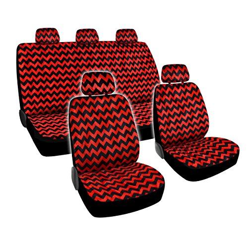 car seat chevron covers - 7