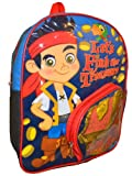 Jake and the Pirates 12 Inch Toddler Backpack, Bags Central