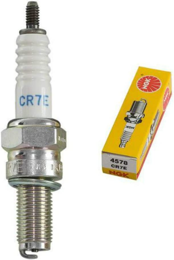 NGK Resistor Sparkplug CR7E for Arctic Cat 400 4X4 1999-2007