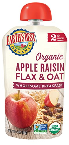Earths Best Organic Breakfast Packaging product image