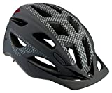 Schwinn Beam LED Lighted Bike Helmet with Reflective Design for Adults, Featuring 360 Degree Comfort System with Dial-Fit Adjustment, for Men and Women, Matte Black