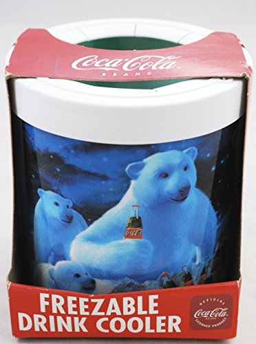 the-fridge-coke-and-polar-bear-freezer-koozies-2-pack-1-of-each