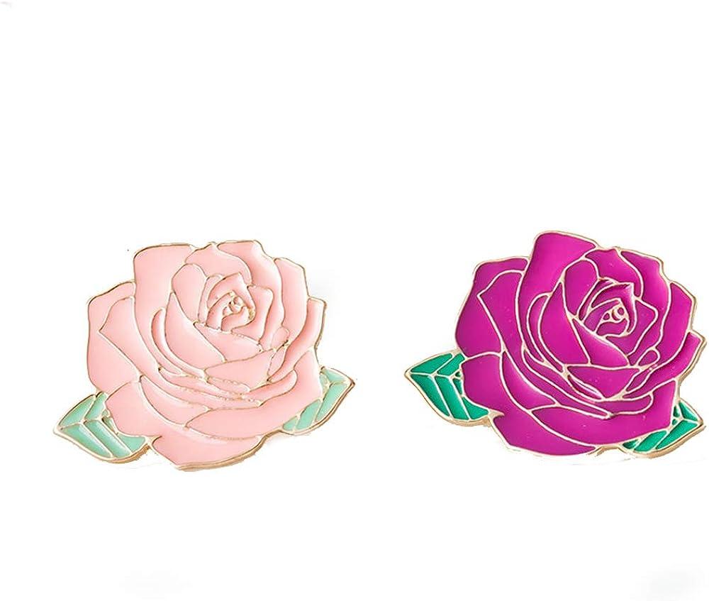 Flair Tomato Soup Bouquet Enamel Pin Enamel Pin Lapel Pin Floral Enamel Pin Gifts for Florist Flower Enamel Pin Hard Enamel