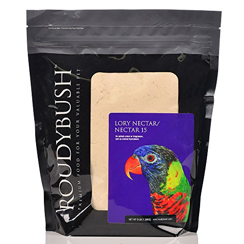 Roudybush Lory Nectar, 2lb