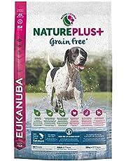 EUKANUBA NaturePlus+ Sin grano Adulto Todas las razas Con salmón fresco congelado [10 kg]