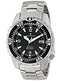 Momentum 1M-DV06B00 Men's M1 Deep 6 Sport Wrist Watches, Black