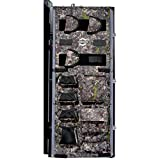 RAYMACE Large Gun Safe Door Panel Organizer 18 1/10W-21 1/2W inch49 3/5H inch Adjustable Storage Solution Long Gun Cabinets Camouflage