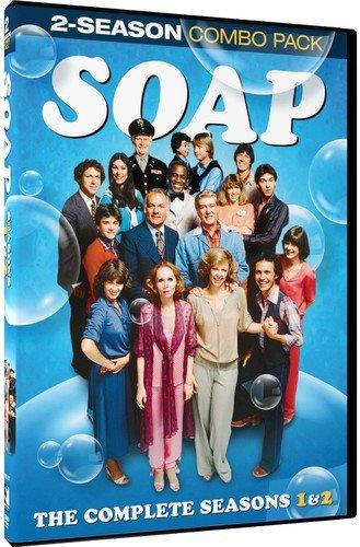 DVD : Soap: Seasons 1 & 2 (Boxed Set, 4PC)