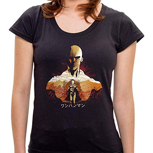 Pr - Camiseta Real Punch - Feminina - Gg